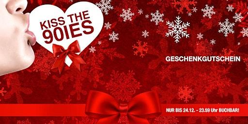 Geschenkticket Kiss the 90ies 2020