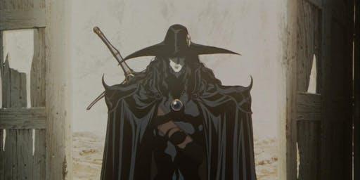 [Proyección] Vampire Hunter D, Bloodlust — Cine Kawaii