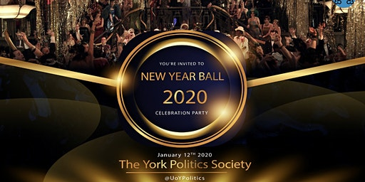 Politics Society New Year Ball