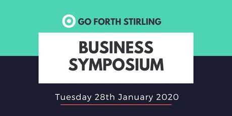 Go Forth Stirling Business Symposium tickets
