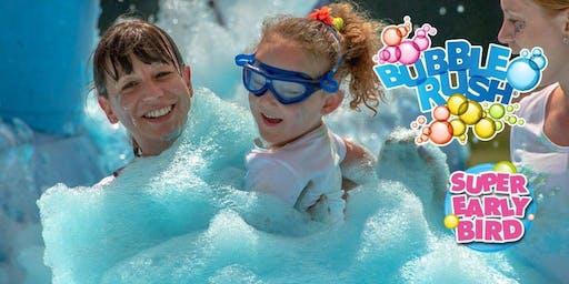 Bubble Rush Oxford 7 June 2020