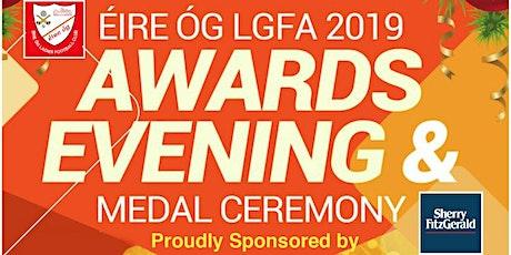 Éire Óg Ladies Gaelic Football Club Annual Awards Evening tickets