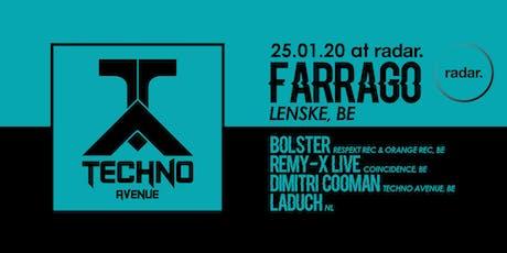 Techno Avenue tickets