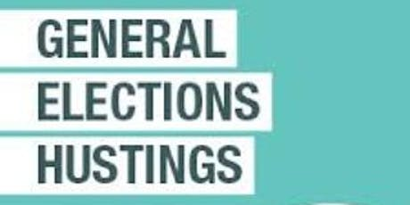 Vauxhall Hustings tickets