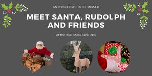 Santa, Rudolph and Friends