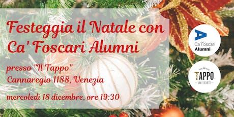 Festeggia il Natale 2019 con Ca' Foscari Alumni biglietti