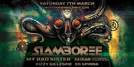 Slamboree LIVE + My Bad Sister & More! (London) tickets