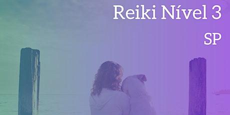 Reiki Nível 3 São Paulo - 29/02 (em até 12 vezes) ingressos