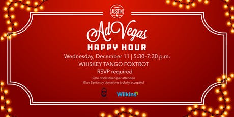 Ad Vegas Happy Hour hosted by AAF Austin and Ad 2 Austin tickets