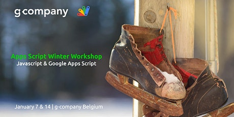Apps Script Winter Workshop tickets