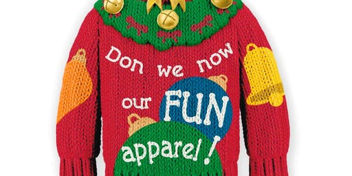 SFRG Ugly Sweater Christmas party