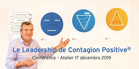 Leadership : Le pouvoir de la Contagion Positive billets