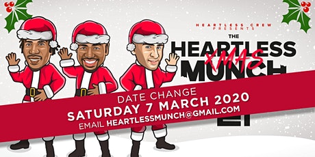 The Heartless Xmas Munch tickets