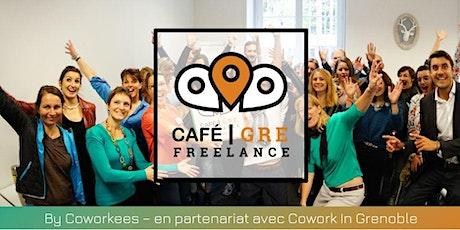 Café Freelance Grenoble #4 billets