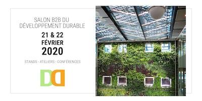 DD le Salon B2B du Développement Durable