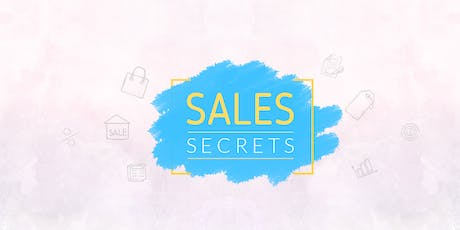 Sales Secrets for Business Owners tickets