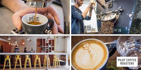 Pilot Coffee Roasters Workshop tickets