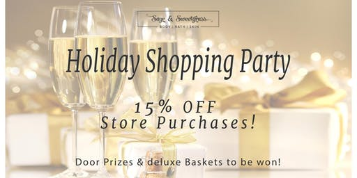 Holiday Open House and Intimate Shopping Event