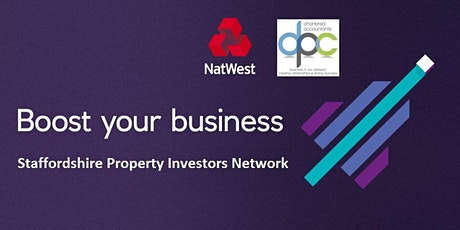 Staffordshire Property Investors Network - How to successfully deliver a project as a property developer tickets