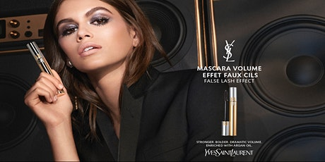 Yves Saint Laurent x Douglas Beauty School tickets