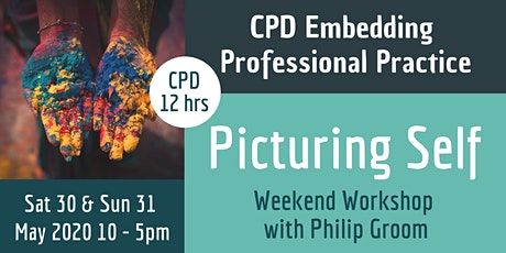 Picturing Self: CPD Weekend Workshop with Philip Groom tickets