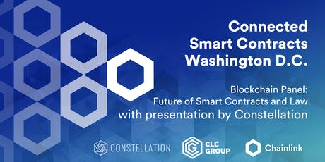 Blockchain Panel: Future of Smart Contracts and Law presented by Chainlink tickets