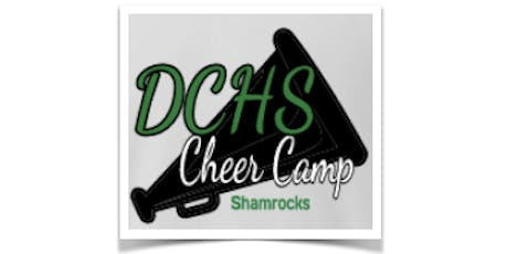 DCHS Cheerleading Camp - Winter 2020 tickets