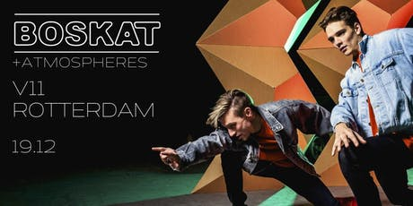 BOSKAT EP RELEASE PARTY @ V11 Rotterdam tickets