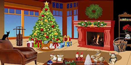 Christmas Storytime (Adlington) #xmasfun tickets