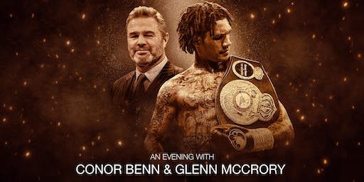 An Evening With Conor Benn