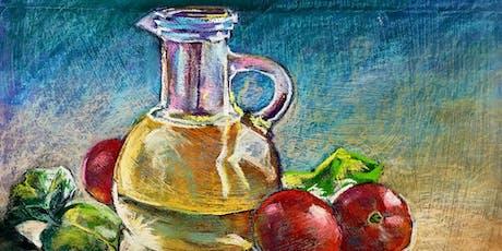 Developing Skills in painting - Still Life tickets