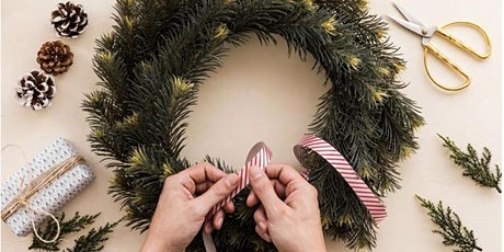 CarBloom's Christmas Wreath Workshop tickets