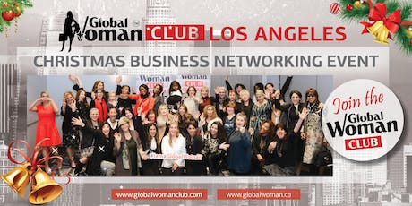 GLOBAL WOMAN CLUB LOS ANGELES: AFTER WORK CLASS - DECEMBER tickets