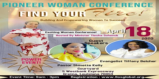 Pioneer Woman Conference- Louisiana Location