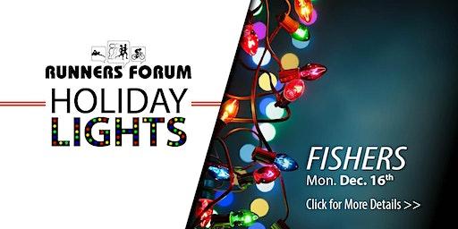 2019 Holiday Lights Fun Run - FISHERS
