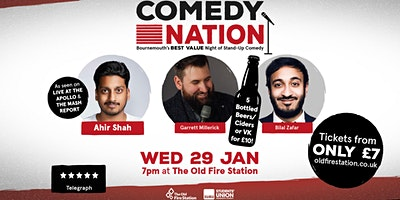 Comedy Nation