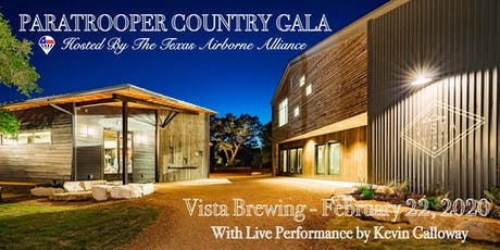 Paratrooper Country Gala - An Event to Honor and Support Those Who Serve tickets