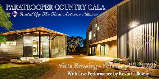 Paratrooper Country Gala - An Event to Honor and Support Those Who Serve