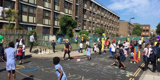 Creating Healthy Streets for St Ann's