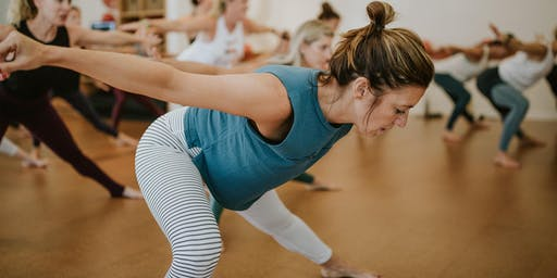 barre3 + Garaguso Martial Arts