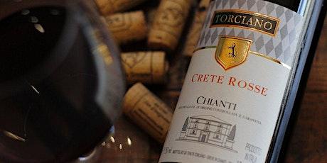 Tenuta Torciano Wine Tasting Dinner tickets
