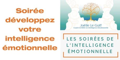 Soirée de l'Intelligence Emotionnelle ( IE) billets