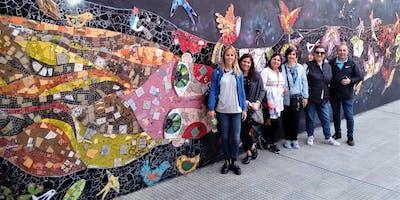 Viernes de Walking Tour Coghlan: arte urbano, paz suburbana