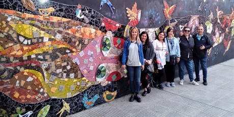 Viernes de Walking Tour Coghlan: arte urbano, paz suburbana entradas
