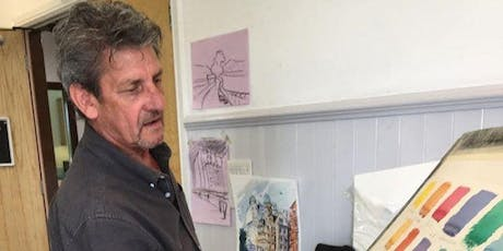 Developing skills working with Inscribe Soft Pastels tickets