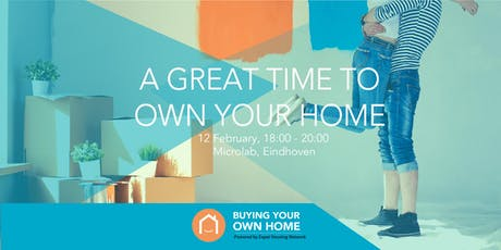 Buying your own home in Eindhoven tickets