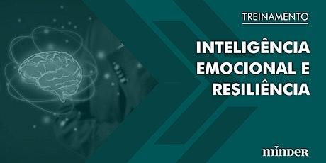 Inteligência Emocional e Resiliência ingressos