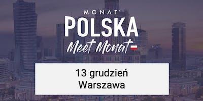 Meet MONAT Warszawa