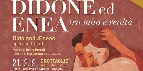 Didone ed Enea - Grottaglie TA biglietti