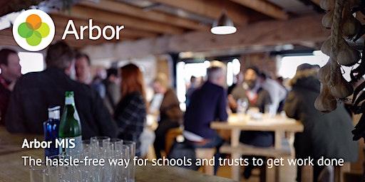 Arbor School and MAT Leaders' Lounge at BETT 2020